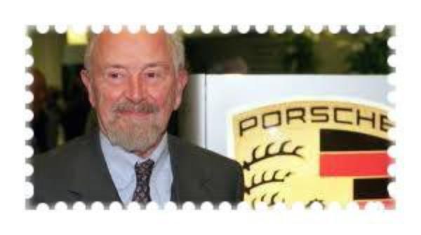 "The master himself, sir Ferdinand Alexander Porsche ""Butzi"", he´s responsible for all, much respect....RIP"