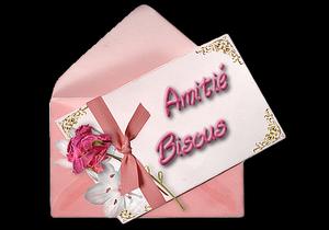 j ai reçu un magnifique cadeau par mon amie loulou1725 et je te souhaite une bonne soirèe et j espère que tu vas bien et mercie beaucoup pour les commentaires et mon cadeau qui me fais très plaisir au coeur et je te fais tout plein de gros bisous de ton amie gisèle car l amitiè c est très sacrè pour moi dans mon coeur