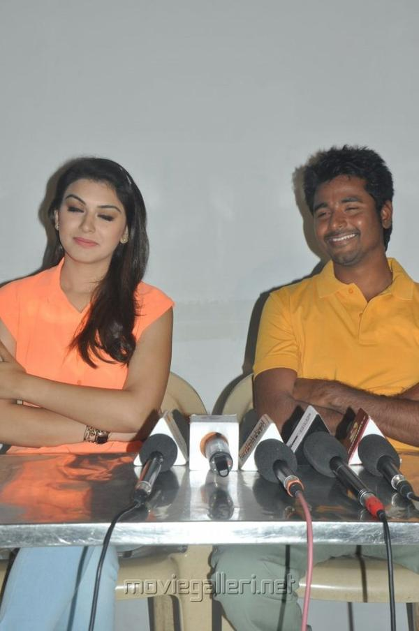 Maan Karate Movie Press Meet Stills