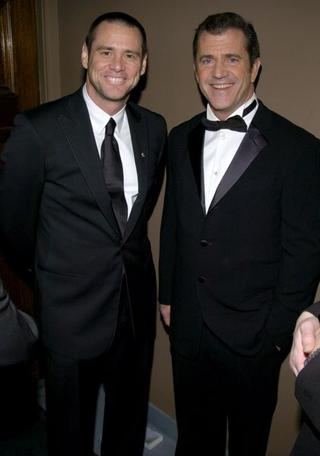 Mel Gibson/ Jim Carrey