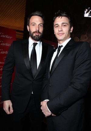 James Franco/ Ben Affleck