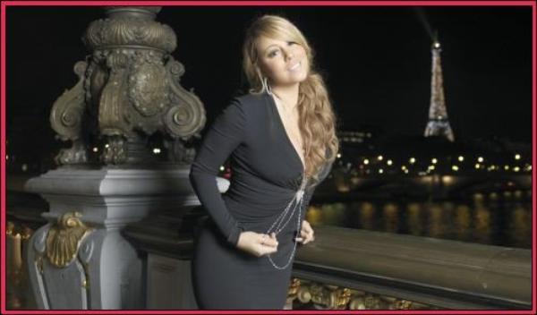 Mariah en France