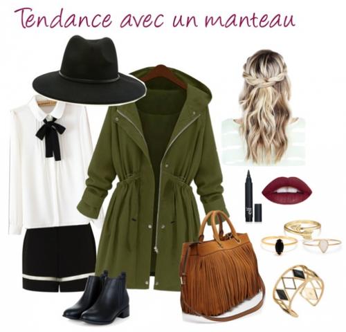 Article n°3 : Etre tendance avec un manteau