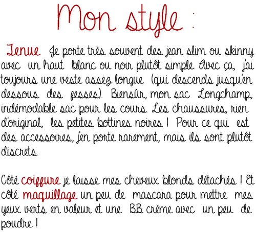 MON STYLE, partenariat avec fashion-and-beauty (article n°9)