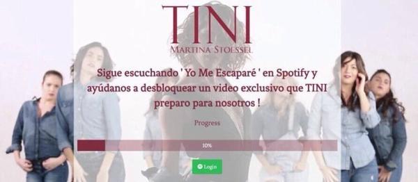 News de Tini le 06/08/2016