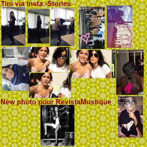 News de Tini le 23/09/2016