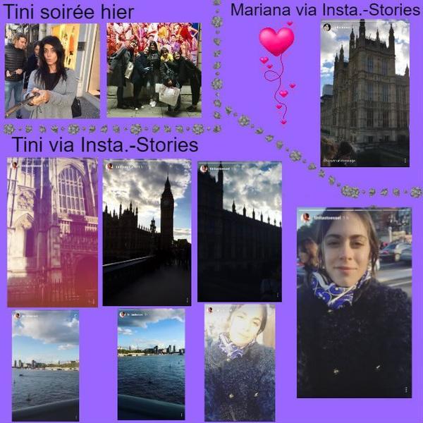 News de Tini le 02/10/2016
