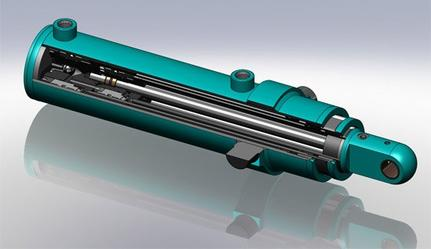 Get The Best Hydraulic Cylinders For Your Industry