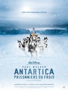 Antartica, prisonniers du froid (Eight Below)