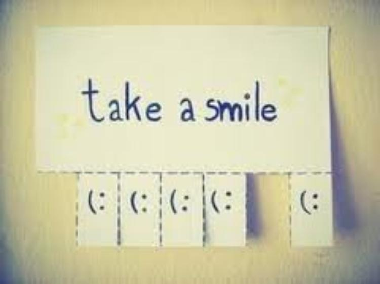 Don't forget to smile every day !! So take a smile :)