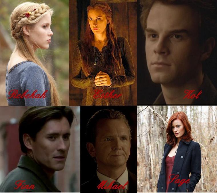 Saison 3 : Nouveaux personnages, nouvelles intrigues.