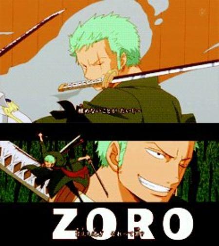Roronoa Zorro