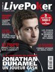 Jonathan Duhamel à l'honneur sur Le Mag LivePoker de Mars