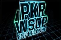 PKR.fr : Freeroll et Satellites WSOP Experience Las Vegas 2012 (packages 3.500¤)
