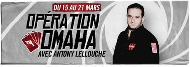 Opération Omaha avec Antony Lellouche