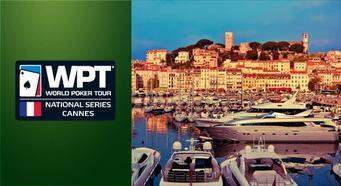 À vous les paillettes et le glamour au WPT® de Cannes !