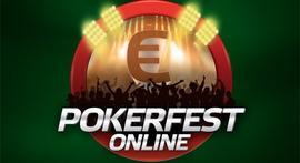 PMU Poker Pokerfest : 600 000 ¤ à vous partager entre le 22 Avril et le 6 Mai