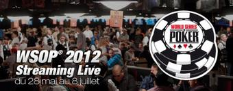Freerolls Streaming WSOP 2012 sur BarrierePoker.fr