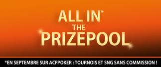 30 Euros Offerts -Tournois sans commission et Freeroll de 10 000 Euros