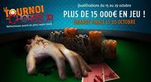 Tournoi de l'Horreur sur Pmu.fr