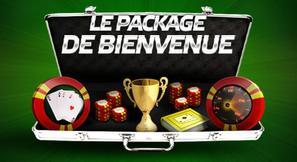 Le package de bienvenue de PartyPoker.fr