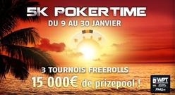 Pokertime WPT Maurice