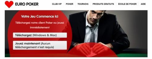 Nouvelle salle de poker online française