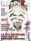 Daniel Negreanu fait la couv' du dernier LivePoker