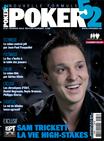 Sam Trickett en couv' du nouveau Poker52
