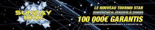 100 000¤ garantis pour un tournoi exceptionnel le 24 Mars 2013