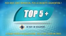 Comme au Quinté +, 2¤ suffisent pour gagner gros sur PMUPoker.fr