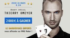 Bounty Titi Omeyer Jeudi 28 Mars