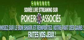 Tournoi de la Soirée spéciale Poker & Associés
