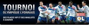 Freeroll Spécial Olympique Lyonnais
