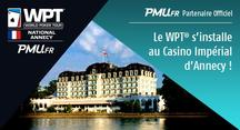 Le World Poker Tour pose ses valises à L'Impérial Palace d'Annecy