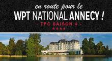 Team Poker Championship 4 Partez jouer à deux le WPT National Annecy