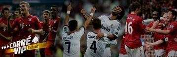 Partez vous entraîner avec les joueurs du Real Madrid avec le Carré VIP Deluxe