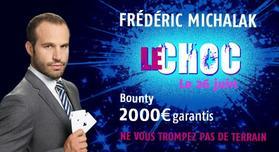Le« Bounty Frédéric Michalak » est gratuit et est doté d'une garantie de 2 000 ¤.