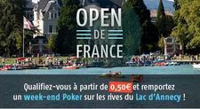 Qualifiez-vous pour L'Open de France de Poker au Casino Impérial d'Annecy
