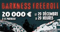 Vendredi 20 décembre à 20h00 - 20 000¤ en jeu gratuitement !