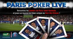 Qualifiez-vous gratuitement pour disputer la finale Live du Paris Poker Live !