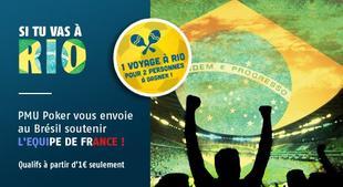 Gagnez un package de 8 000 euros pour suivre les Bleus jusqu'au mythique Maracana !