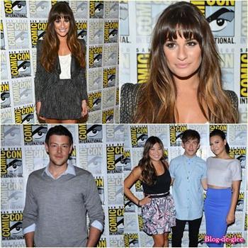 Comic con 2012 / Dianna Agron dans le nouveau film de Luc besson ?
