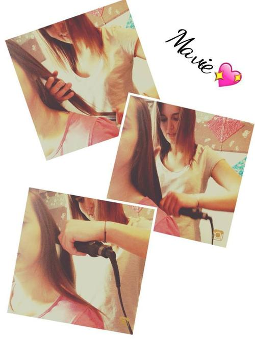 My sister. ♥