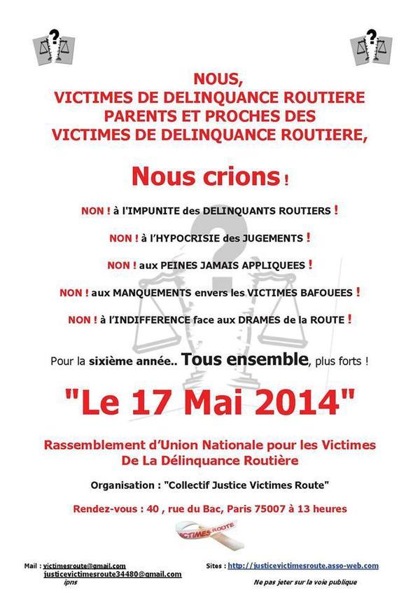 Le 17 mai 2014 à Paris