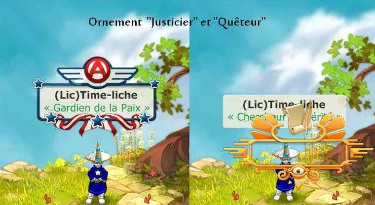 Quelques screens de la bêta 2.17