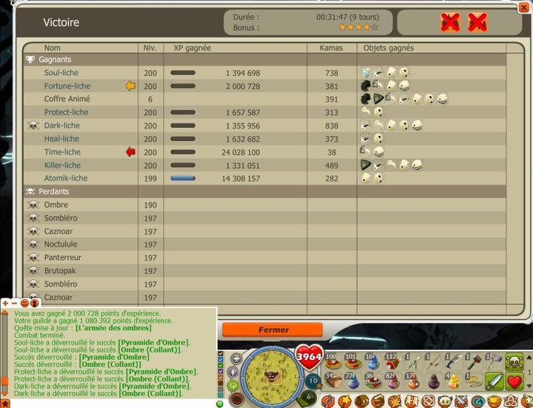 Merkator / Ombre / Serveur tournoi