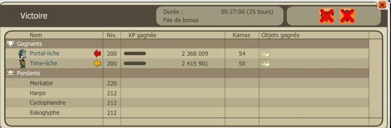 Minotoboule / Duo Merkator / Nouvel objectif => Deux milliards ?