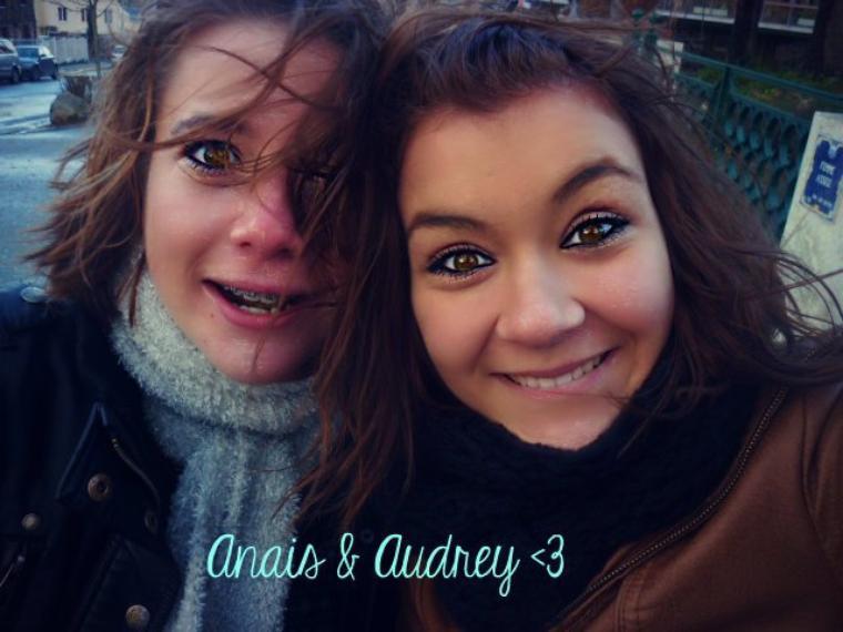 Anaïs & Audrey ; Mes Petites Folles D'amour