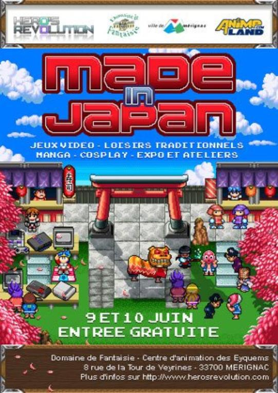 MADE IN JAPAN 3 partie 1